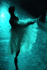 In dreams I am a most spectacular dancer, and from each dream dance a great lesson is learned.