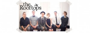 In synchronicity, my son, Euan, and his band, The Rooftops, released their new single, Something so familiar, from their upcoming album on Friday.