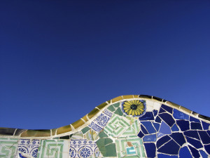A mosaic dream.