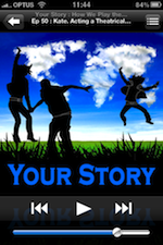 Your Story - Episode 59, Jane Teresa. Science and Dream Interpretation