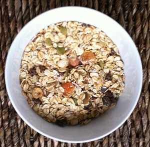 Jane Teresa's home-made muesli
