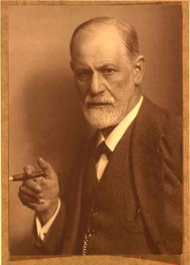 """Clearly you have an anxiety complex here,"" Freud began, ""and riding the pointed skateboard with a feeling of exhilaration does suggest a sexual connotation."""