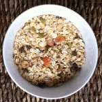 Good sleep food & home-made muesli