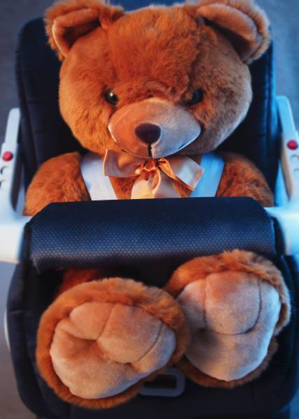 Always the passenger