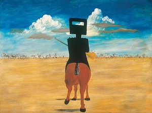 Sidney Nolan: Ned Kelly 1946