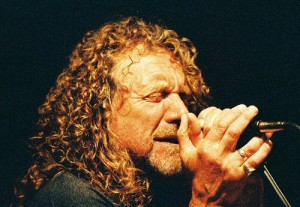 Rosso dreamed Led Zeppelin frontman Robert Plant sang on stage with him then gave him his phone number.