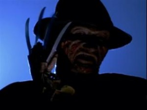 Craven named the villain after Fred Krueger, the boy who bullied him during his adolescent years.