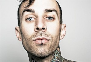 Travis Barker Blink 182