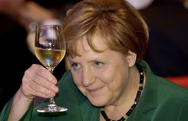 Angela Merkel appears in Susan's dream