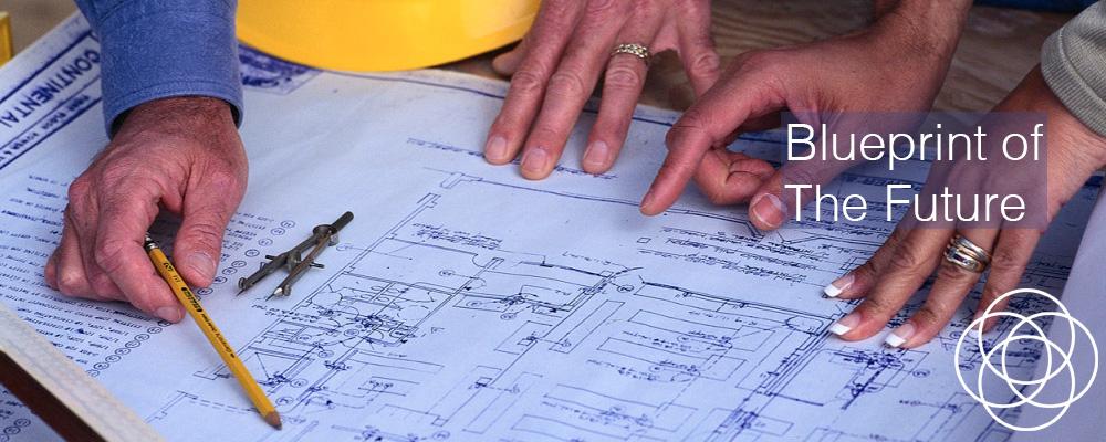 Blueprint of the Future Jane Teresa Anderson Dreams