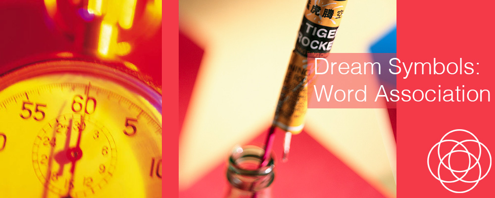Dream Symbols Word Association Jane Teresa Anderson