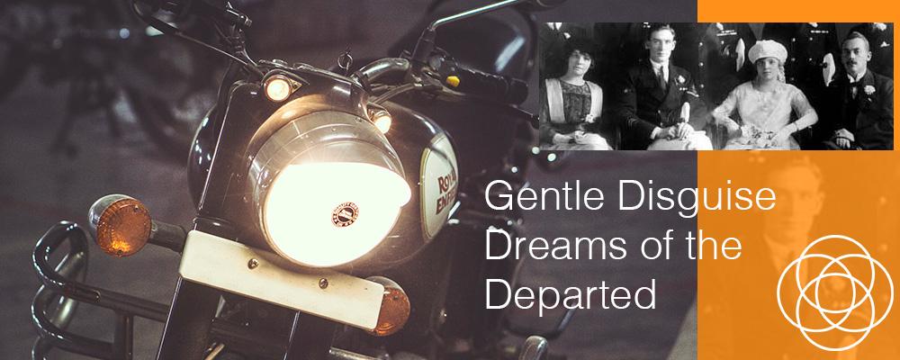 Gentle Disguise Dreams of the Departed Jane Teresa Anderson