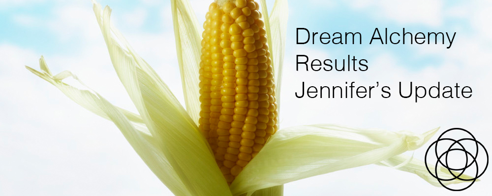 Jennifers Dream Alchemy Results Jane Teresa Anderson
