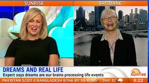 Sunrise Jane Teresa Anderson and Sam Armytage talk dreams