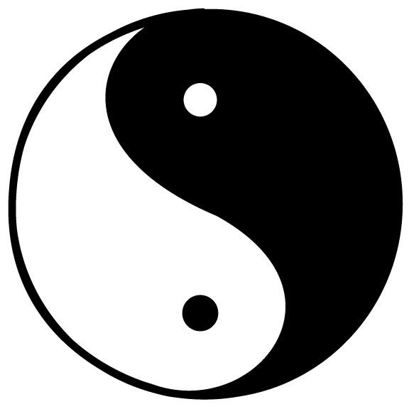 Картинки по запросу Yin And Yang