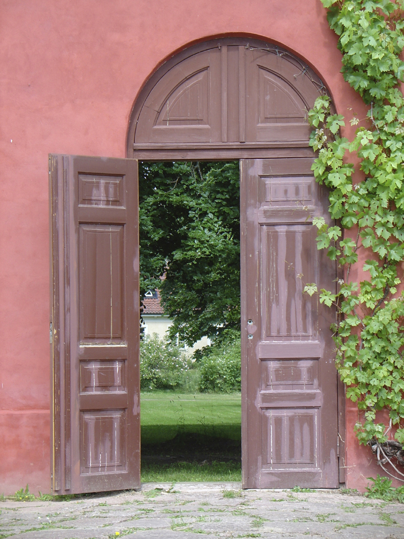 Door To Door : The open door in your dreams by jane teresa anderson