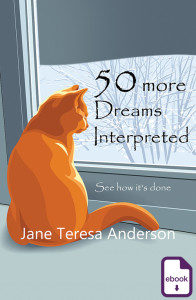 50 more Dreams Interpreted, Jane Teresa Anderson