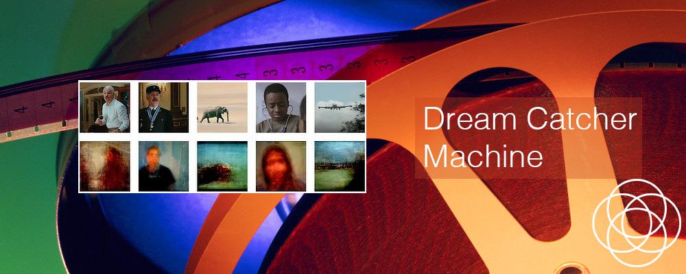Dream Catcher Machine Jane Teresa Anderson