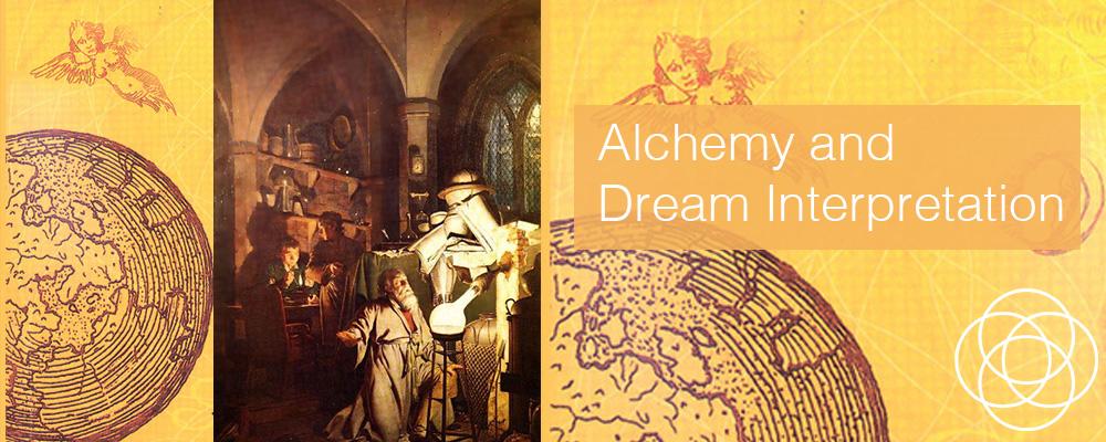 Alchemy and Dream Interpretation Jane Teresa Anderson