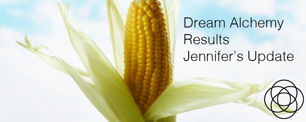 Jennifers Dream Alchemy Results Jane Teresa Anderson