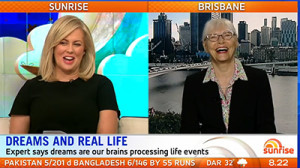 Sunrise Jane Teresa Anderson and Sam Armytage talk dreams