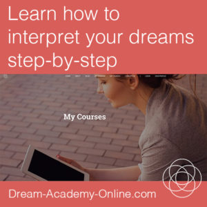 Learn how to interpret your dreams in Jane Teresa Anderson's online course