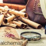 The ancient alchemist Jane Teresa Anderson Dreams
