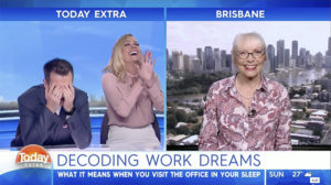 Today Extra 17 April 2017 Jane Teresa Anderson