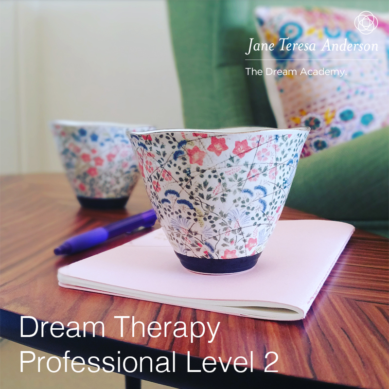 Dream Therapy Level 2 course Jane Teresa Anderson