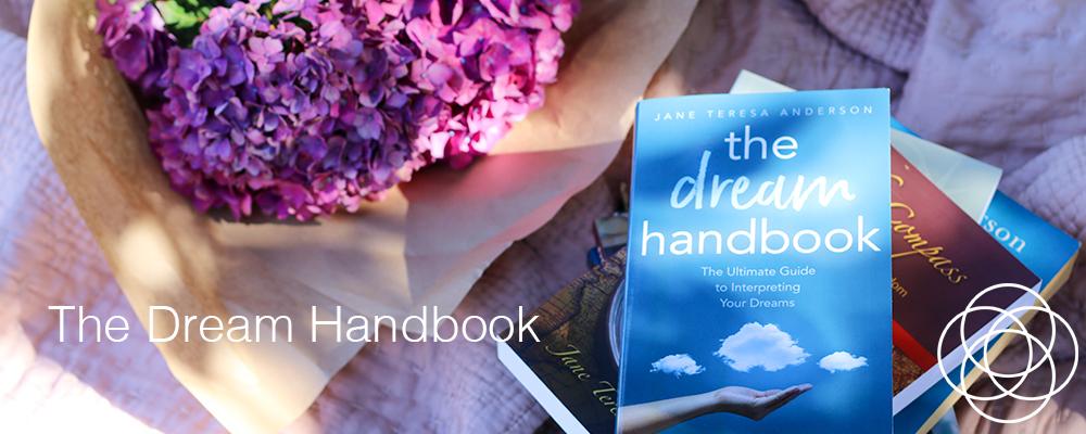 The Dream Handbook Jane Teresa Anderson